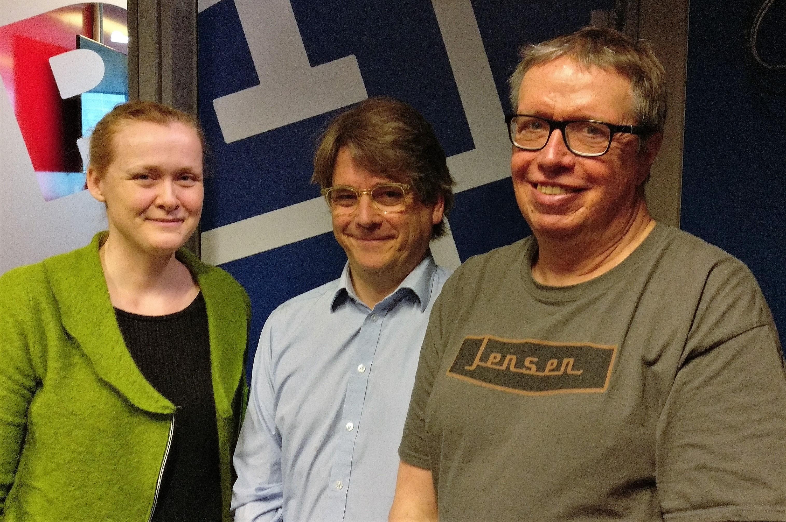 Bogen om Jensen i Hjernekassen på P1
